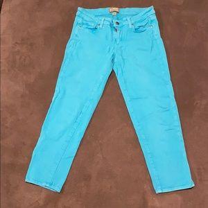 Paige Jeans - Tirquoise